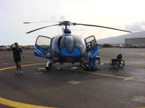 Blue Hawaiian Helicopters Lift - Very Easy