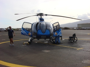 Blue Hawaiian Helicopters Lift - Very Easy