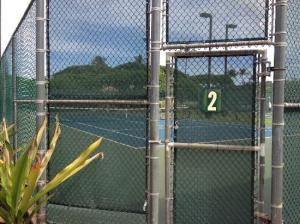 Accessible Tennis Courts