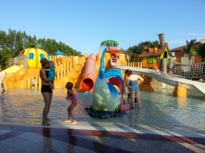 Waterpark at Grand Bahia Principe Coba