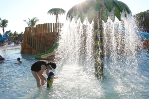 Waterpark at Coba Resort