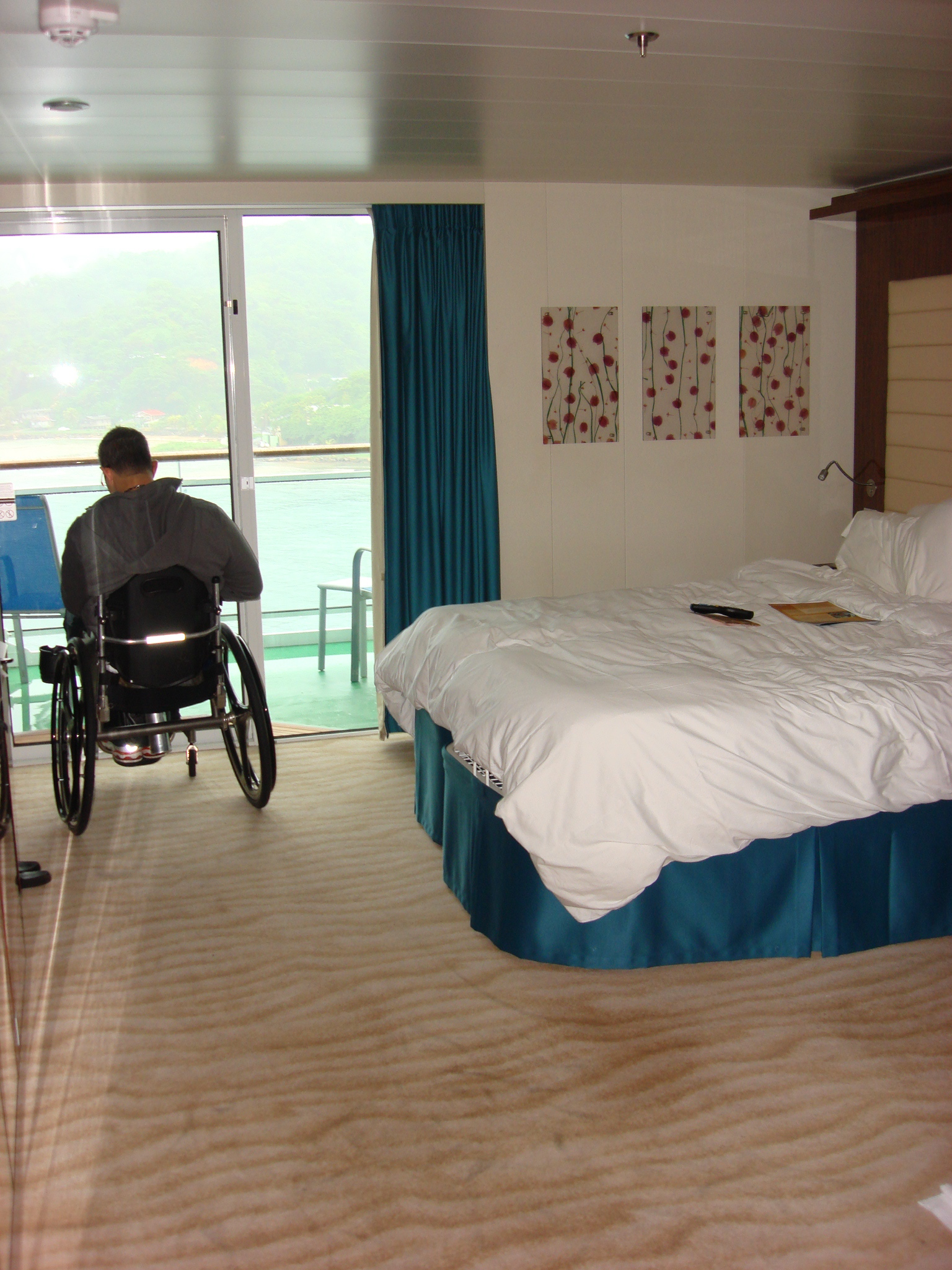 Wheelchair Accessible Room On Norwegian Epic