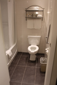 Bathroom in Between Two Bedroom Areas