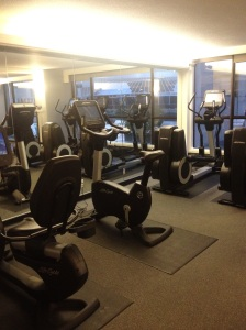 Fitness Room - 3rd Floor