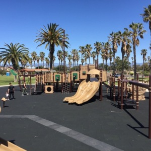 Amazing Playground for the Kids